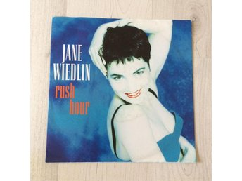 "JANE WIEDLIN - RUSH HOUR. (7"")"