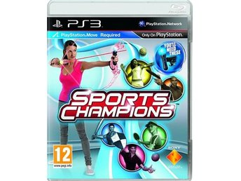 Sports Champions (PS3)  Begagnat