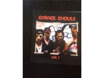 Metallica Vinyl Singel - Garage Ghouls/Garage up your ass White vinyl - Upllands Väsby - Metallica Vinyl Singel - Garage Ghouls/Garage up your ass White vinyl - Upllands Väsby