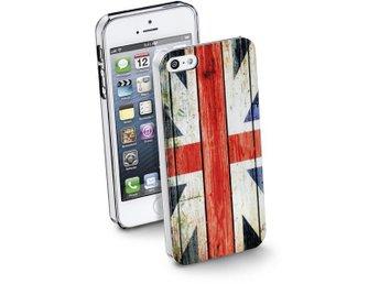 CellullarLine hard case engelsk flagga, iPhone 5/5S/SE - Kalmar - CellullarLine hard case engelsk flagga, iPhone 5/5S/SE - Kalmar