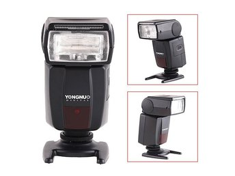 YN467 TTL Speedlight Blixt for Canon Kamera SLR DSLR