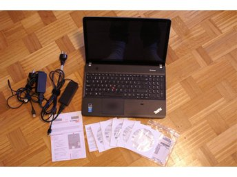 Lenovo ThinkPad E540 Core i7 8GB DEFEKT Windows Touchskärm