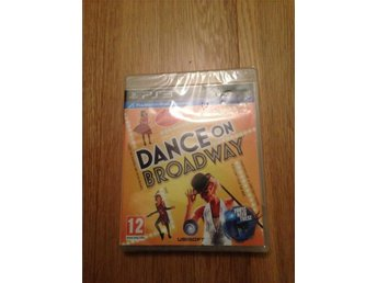 DANCE ON BROADWAY TILL PLAYSTATION 3