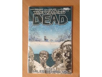 the walking dead volume 2, miles behind us