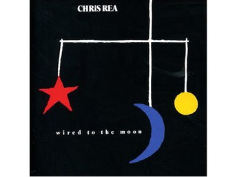 LP Chris Rea Wired to the moon