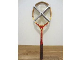 Franskt retro tennisracket - Gauthier