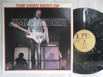 JIMI HENDRIX - THE VERY BEST OF - UA-LA505-E