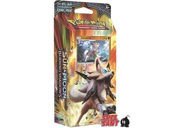 Pokemon TCG Sun & Moon Burning Shadows Rock Steady Theme Deck