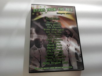 Stars from the 50's: European Edition DVD - Regionsfri PAL - Chuck Berry