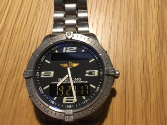 Breitling Aerospace Chronometre