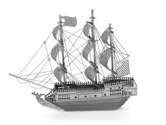 3D Modell/pussel Black Pearl