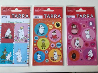 Mumin Stickers