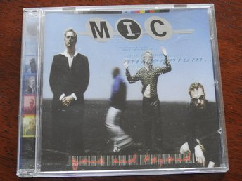MIC ‎– Millenium Gone and Beyond CD 1998