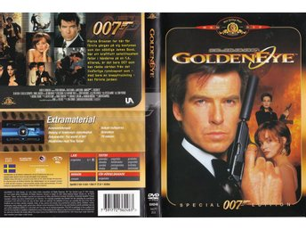 Golden Eye 1995 DVD