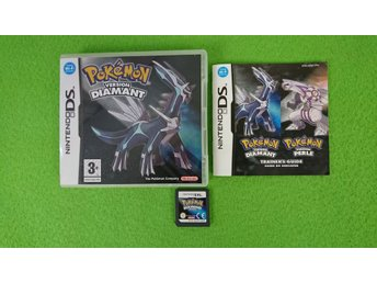 Pokemon Diamond Version  Nintendo DS