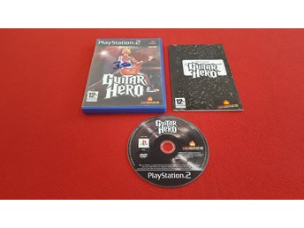 GUITAR HERO till Sony Playstation 2 PS2