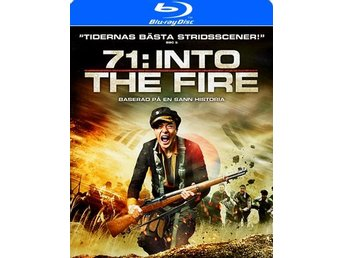 71 / Into the fire (Blu-ray)
