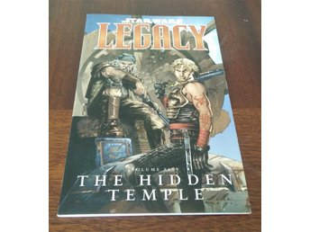 Star wars Legacy Vol.5 The hidden temple TPB