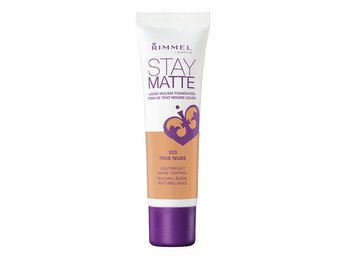 Rimmel Stay Matte Liquid Mousse Foundation 30ml - True Nude