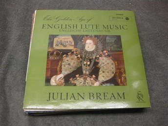 The golden age of English Lute Music-Julian Bream