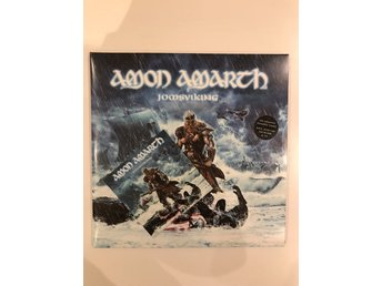 Amon Amarth - Jomsviking LP (gold)