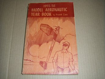 Model Aeronautic Year Book, 1955-56