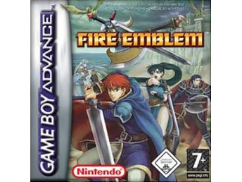 Fire Emblem - Gameboy Advance