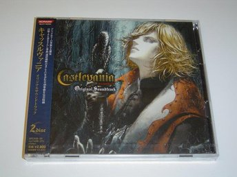 Castlevania Lament of Innocence Original Soundtrack Musik *NYTT*