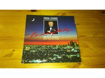 "LP; FRANK SINATRA & QUINCY JONES AND  ORCHESTER ""L.A. IS MY LADY"""