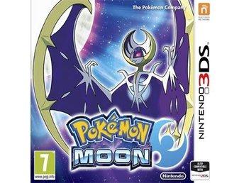 Pokémon Moon (3DS) - Nossebro - Pokémon Moon (3DS) - Nossebro