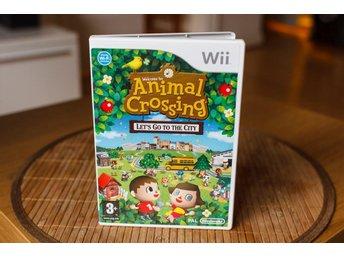 Animal Crossing - Let's Go to the City (Nintendo Wii)