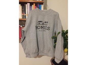 Homies New york reason clothing ombloggad, fashion, collegetröja