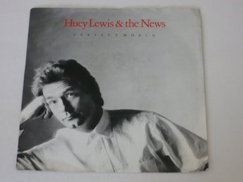 HUEY LEWIS & THE NEWS  PERFECT WORLD