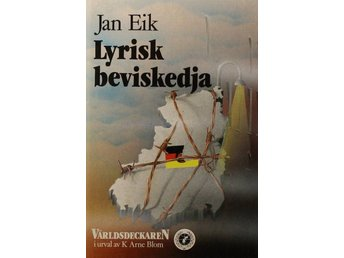 Lyrisk beviskedja, Jan Eik