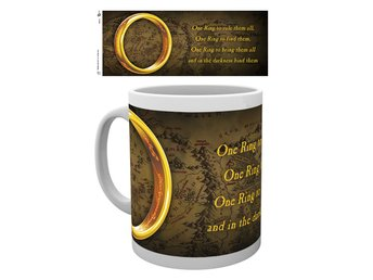 Mugg - Film - Lord of the Rings One Ring (MG0764)