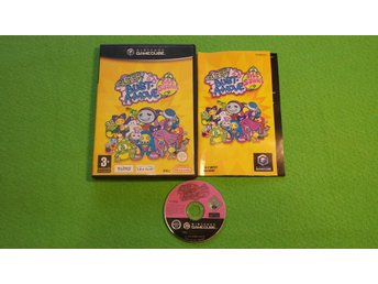 Super Bust-a-move All Stars KOMPLETT Gamecube Nintendo Game Cube