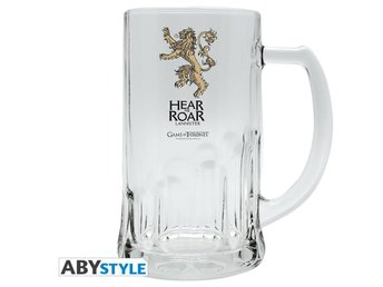 Glas - Game of Thrones - Lannister Tankard