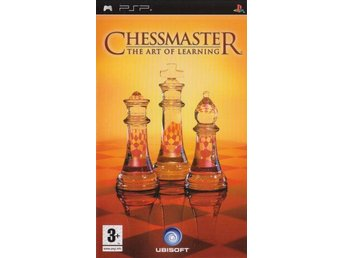 PSP - Chessmaster - The Art of Learning (Beg)