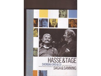 HASSE & TAGE  Danielsson Alfredsson