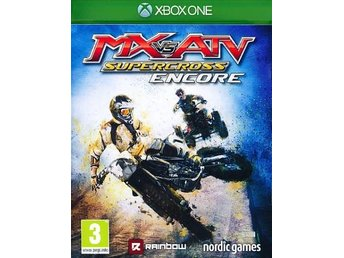 MX vs ATV Supercross Encore Ed. (XBOXONE)