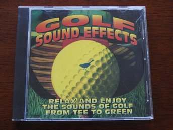 Golf Sound Effects CD