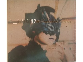 Enigma - The Screen Behind The Mirror (CD, Album, Dig)