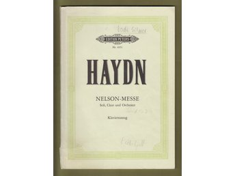 Haydn: Nelson-Messe