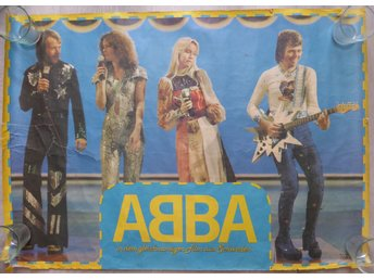 Big rolled Abba Poster -11-