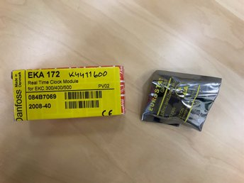 Danfoss 084B7069, EKA-172 Real time clock module