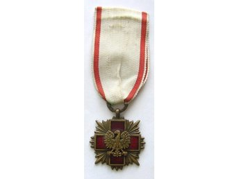 Honorary Badge av Polska Röda Korset  1