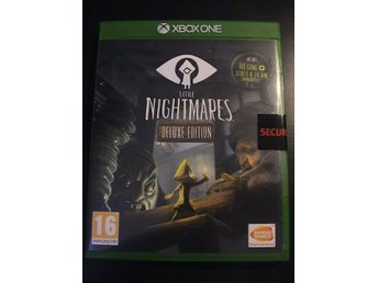 LITTLE NIGHTMARES - DELUXE EDITION / XBOX ONE