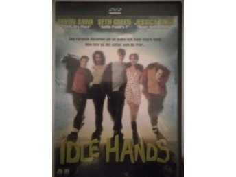 Idle hands dvd