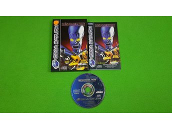 Resurrection Rise 2 KOMPLETT Sega Saturn