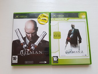 Hitman - contracts & Hitman Silent assasin